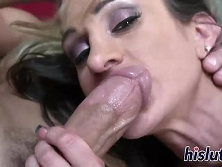 1000facials sarah jessie wants cock nice and hard 3