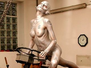 Sexy mujer Robot