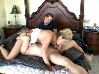 Booty And Busty Wife Is Cheating On Her Man
