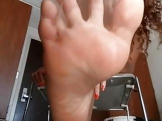 Supreme Nylon feet