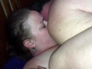 Wife Begs Older Man To Cum In Her Pussy