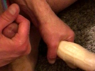 Husbands Playing With Toys