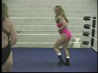 Lady Ring Wrestling (3)