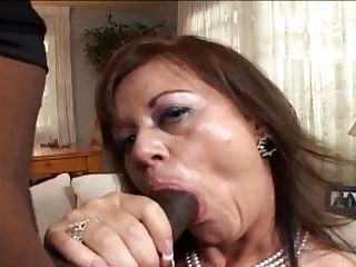 Mature Wife In Wheelchair Seduce Young Black Guy