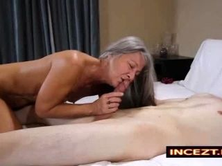 First Time Sex With Granny