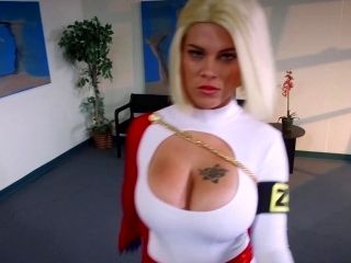 Jaw dropping cosplay XXX with busty Peta Jensen