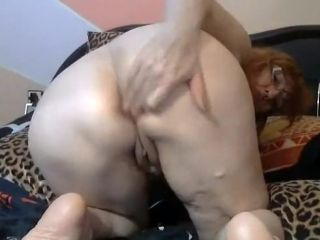 Crazy Homemade video with Webcam, Softcore scenes