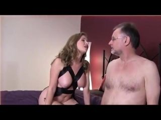 Mistress And Cuckold Slave (3)