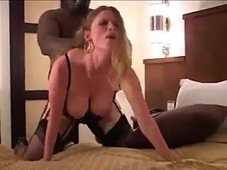 Celebrity Wife Enjoys That Big Dick In Her Tight Pussy