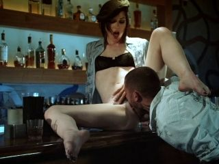 Beautiful Stoya Gets Cum In Mouth After Doggystyle Drill