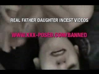 Real Father Daughter Sex Tape