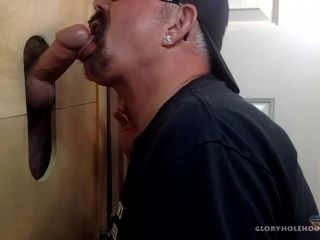 Daddy Wants My Throat At The Gloryhole