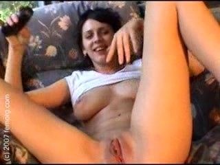 Cute Ola vibes clit to hard orgasm