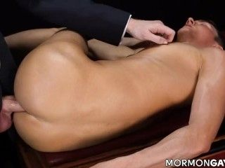 Fucked By The Church President In Dark Room