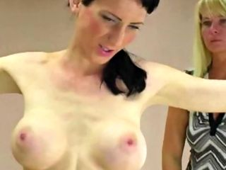 Big Breasted Girl In Pantyhose Whipped