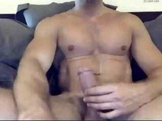 Muscle Chronos8 Camshow Cums 02