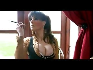 Domina Annabella tease and happy end