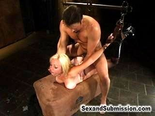 Seven can't get enough kinky sex.  She loves being tied up and fucked.  She gets excited when someone else takes control and when they are rough with her.  Van Damage punishes and fucks Seven for your viewing pleasures.