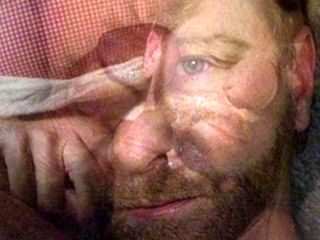 GAY CUM FACIAL COMPILATION ONE FACE TAKES 50 LOADS OF CUM!!!