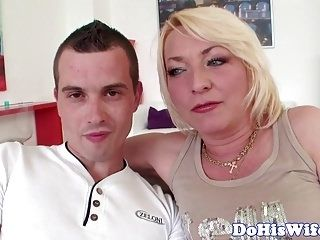 Cuckolding Mature Wife Gets Fucked By Bbc (2)