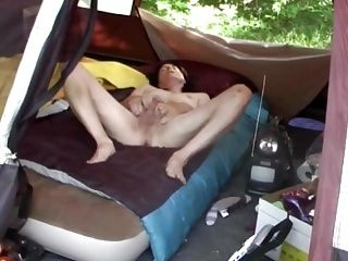 Outdoor masturbation at public campgrounds by Mark Heffron