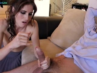 Kara Price loving Steve Holmes cock deep in her ass (3)