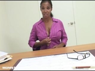 Beautiful porn hottie Chavon Taylor gets pussy screwed raw and hot