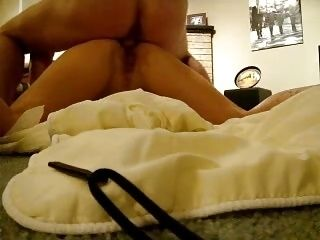 Couple Video Their Home Made Anal Action