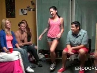 College Sex Party With Striptease And Nasty Sex Games (2)