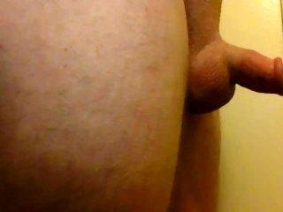 My Small Cock Getting Hard