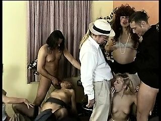 German group sex and fisting Corrina from 1fuckdatecom