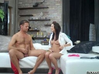 Crazy Horny Couple Get Some Guy To Film Them As They Fuck