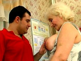 Louisa and Monty red hot mature action