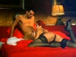 ddg Sexy Italian Milly d Abbraccio Fucinig iin Black Stockings