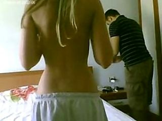 Perfect Turkish Blonde Gets Fucked in a Wild Amateur Porn Video