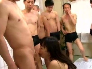 CLOWN WARNING Subtitled Japanese bizarre blowjob lineup (5)
