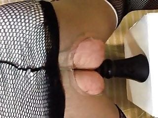 Fucked Ass Hole With Very Strong Toys