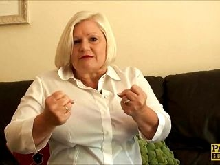 Interview With Mature Amateur