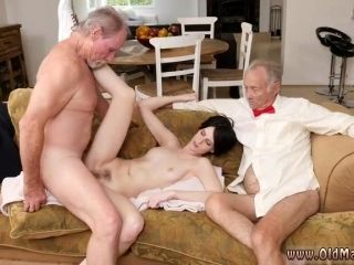 Mature old skinny anal and fat old man big tits Frankie goes down the