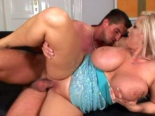 Laura Orsolya is sucking that dick and getting cum in mouth