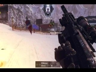 Youtube hit a trickshot in my dick... Sexy black ops 2 orgams in your ass!
