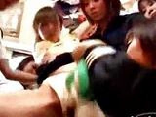 Schoolgirl Rapped Getting Her Hands Tied Tits Rubbed Stimual