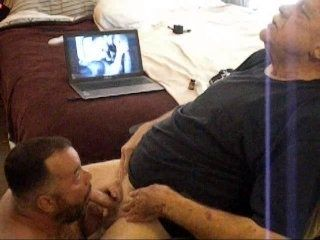 Daddy Watching Porn
