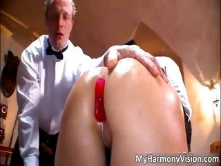 Hot Sexy studentessa brutto Teen bionda Part5
