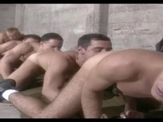 8 Muscle Boys Rimming Orgy