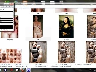 Méchants mosaïques avec des collections de photos de Xhamster