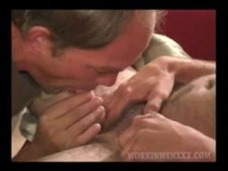 Mature Amateurs Barry and Zack Suck Dick (4)