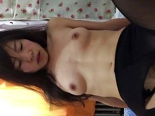 Chinese Girl Dancing At Home Naked In China