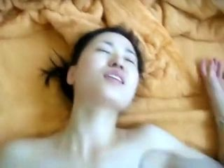 Hot Chinese babe needs it deeper (2)