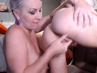 Hot Lesbo Fucks Each Other With Strap on Dildo (3)